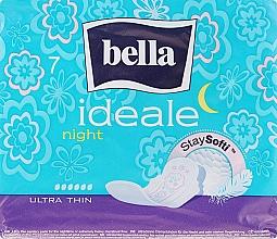 Düfte, Parfümerie und Kosmetik Damenbinden Ideale Ultra Night StaySofti 7 St. - Bella