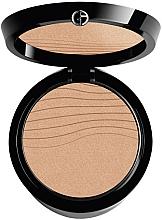 Düfte, Parfümerie und Kosmetik Gesichtspuder - Giorgio Armani Neo Nude Fusion Powder
