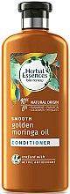 Düfte, Parfümerie und Kosmetik Glättender Conditioner mit Moringaöl - Herbal Essences Golden Moringa Oil Conditioner