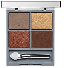 Düfte, Parfümerie und Kosmetik Lidschattenpalette - Physicians Formula The Healthy Eyeshadow