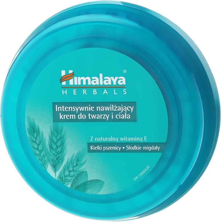 Intensive feuchtigkeitsspendende Körpercreme - Himalaya Herbals Intensive Moisturizing Cream