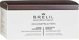 Düfte, Parfümerie und Kosmetik Intensiv regenerierendes Haarserum - Brelil Bio Treatment Reconstruction Intensive Serum