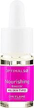 Düfte, Parfümerie und Kosmetik Pflegender Gesichtsbooster für alle Hauttypen - Oriflame Optimals Nourishing Booster