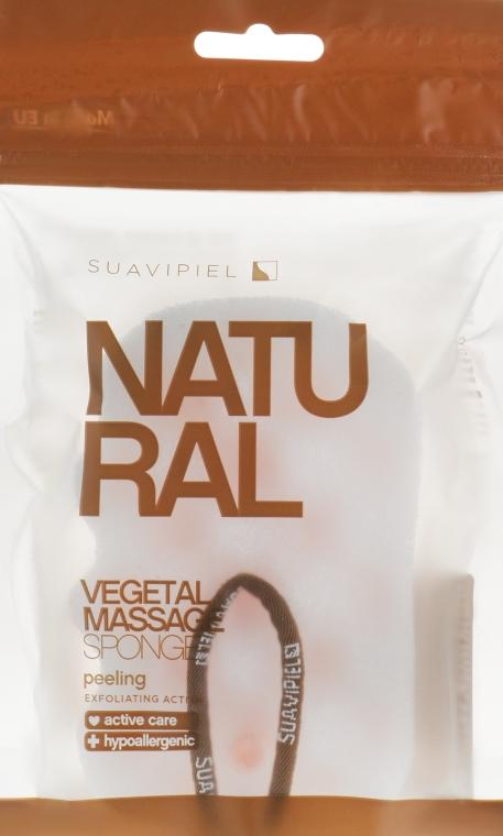Massageschwamm - Suavipiel Natural Vegetal Massage Sponge