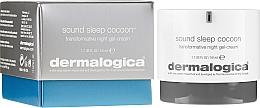 Düfte, Parfümerie und Kosmetik Creme-Gel für einen erholsamen Schlaf und eine strahlende Haut - Dermalogica Sound Sleep Cocoon