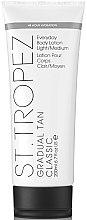 Düfte, Parfümerie und Kosmetik Körperlotion für täglichen Gebrauch - St. Tropez Gradual Tan Everyday Body Lotion Light/Medium