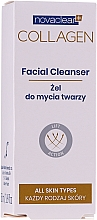 Düfte, Parfümerie und Kosmetik Gesichtsreinigungsgel mit Kollagen - Novaclear Collagen Facial Cleanser