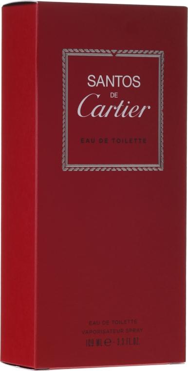 Cartier Santos For Men - Eau de Toilette