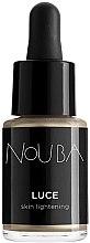 Düfte, Parfümerie und Kosmetik Abdeckcreme - Nouba Luce Skin Lightening