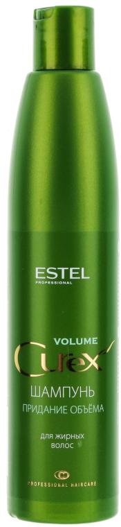 Volumen-Shampoo für feines Haar - Estel Professional Curex Volume Shampoo for Oily Hair