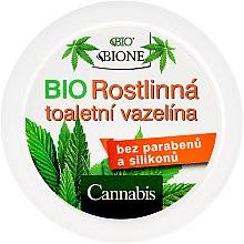 Düfte, Parfümerie und Kosmetik Kosmetische Vaseline - Bione Cosmetics Cannabis Plant Vaseline