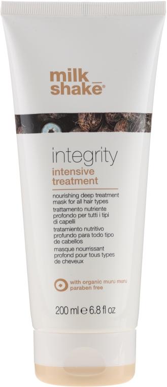 Intensiv regenerierende Haarmaske - Milk Shake Integrity Intensive Treatment — Bild N1