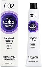 Düfte, Parfümerie und Kosmetik Pflegende Haarcreme für Farbe - Revlon Professional Nutri Color Creme Fondant Colors