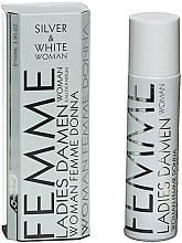 Düfte, Parfümerie und Kosmetik Omerta Silver & White - Eau de Parfum