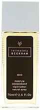Düfte, Parfümerie und Kosmetik David Beckham Intimately Beckham Men - Parfum Deodorant Spray