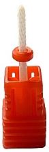 Düfte, Parfümerie und Kosmetik Keramik-Nagelfräser in Zylinderform rot - Deni Carte F 3/32 Flame