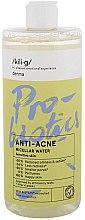 Düfte, Parfümerie und Kosmetik Mizellen-Reinigungswasser für empfindliche und Aknehaut - Kili·g Derma Micellar Water Anti-Acne Sensitive Skin