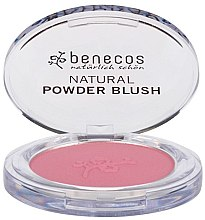 Düfte, Parfümerie und Kosmetik Kompaktes Gesichtsrouge - Benecos Natural Compact Blush