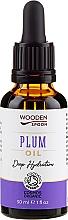 Düfte, Parfümerie und Kosmetik Kaltgepresstes Pflaumensamenöl - Wooden Spoon Plum Oil