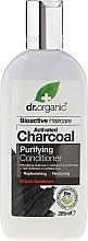 Düfte, Parfümerie und Kosmetik Detox-Haarspülung mit Aktivkohle - Dr. Organic Bioactive Haircare Activated Charcoal Conditioner