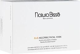 Düfte, Parfümerie und Kosmetik Gesichtsmaske mit Vitamin C - Natura Bisse C+C Vitamin Ascorbic Acid Mask