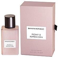Düfte, Parfümerie und Kosmetik Banana Republic Peony & Peppercorn - Eau de Parfum