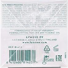 Feuchtigkeitsspendende Gesichtscreme - Lumene Sisu [Urban Antidotes] Moisture Remedy Day&Night Cream — Bild N3