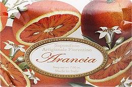Düfte, Parfümerie und Kosmetik Seife mit Orangenduft - Saponificio Artigianale Fiorentino Orange