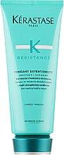 Düfte, Parfümerie und Kosmetik Spülung zum Haarwachstum mit Ceramiden und Maleinsäure - Kerastase Resistance Fondant Extentioniste