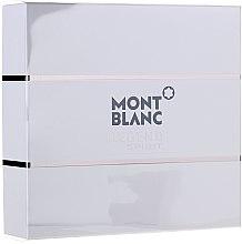 Düfte, Parfümerie und Kosmetik Montblanc Legend Spirit - Duftset (Eau de Toilette 100ml + After Shave Balsam 100ml + Eau de Toilette Mini/7.5ml)