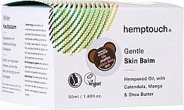 Düfte, Parfümerie und Kosmetik Gesichts- und Körperbalsam für empfindliche und trockene Haut mit Hanfsamenöl, Ringelblume und Mango - Hemptouch Gentle Skin Balm