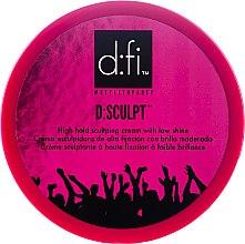 Düfte, Parfümerie und Kosmetik Haarstylingcreme - D:fi d:sculpt High Hold Low Shine Hair Sculptor