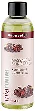 Düfte, Parfümerie und Kosmetik Nährendes und aufweichendes Traubenkernöl für Massage und Hautpflege - Holland & Barrett Miaroma Grapeseed Oil