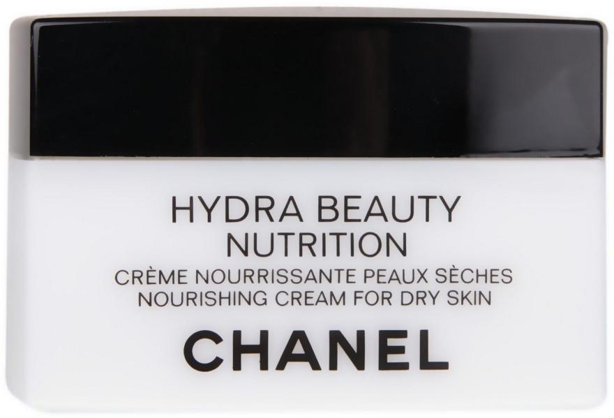 Schützende Gesichtscreme für trockene und empfindliche Haut - Chanel Hydra Beauty Nourishing and Protective Cream — Bild N1