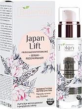Düfte, Parfümerie und Kosmetik Regenerierendes Anti-Falten Gesichtsserum für Tag&Nacht - Bielenda Japan Lift Serum