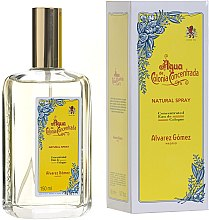 Düfte, Parfümerie und Kosmetik Alvarez Gomez Agua De Colonia Concentrada Refillable - Eau de Cologne