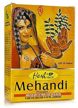 Henna für Haar und Hände - Hesh Mehandi Powder
