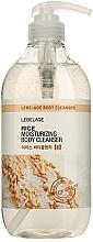Düfte, Parfümerie und Kosmetik Feuchtigkeitsspendendes Duschgel mit Reisextrakt - Lebelage Rice Moisturizing Body Cleanser