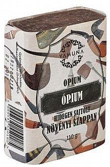 Mydło tłoczone na zimno Opium  - Yamuna Opium Cold Pressed Soap