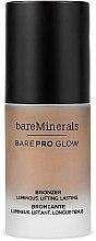Düfte, Parfümerie und Kosmetik Flüssiger Bronzer zur Porenminimierung mit hochwirksamem Bambusextrakt - Bare Escentuals Bare Minerals BarePro Glow Bronzer