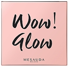 Düfte, Parfümerie und Kosmetik Highlighters - Mesauda Milano Wow! Glow Highlighters