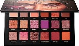Düfte, Parfümerie und Kosmetik Lidschattenpalette - Huda Beauty Desert Dusk Eyeshadow Palette