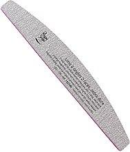 Düfte, Parfümerie und Kosmetik Doppelseitige Zebra-Nagelfeile waschbar 100/100 - Peggy Sage 2-way Washable Half-Moon Nail File