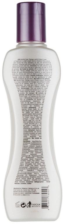 Farbschutzconditioner für coloriertes Haar ohne Ausspülen - Biosilk Color Therapy Lock and Protect Leave In Treatment — Bild N4