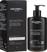Düfte, Parfümerie und Kosmetik Schützendes Haarserum - Goldwell System BondPro+ 1 Protection Serum