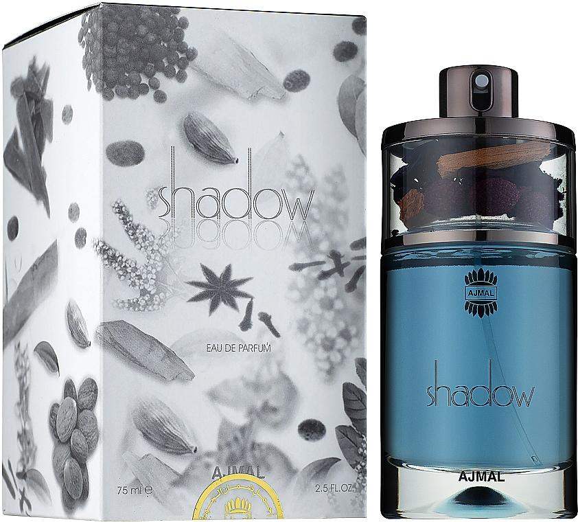 Ajmal Shadow Grey For Him - Eau de Parfum — Bild N2