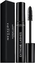 Düfte, Parfümerie und Kosmetik Mascara für lange Wimpern - Mesauda Milano Extreme Lashes Mascara