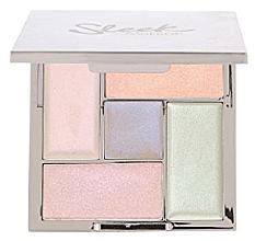Düfte, Parfümerie und Kosmetik Highlighter-Palette - Sleek Makeup Highlighting Palette Distorted Dreams
