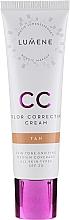 Düfte, Parfümerie und Kosmetik CC Creme - Lumene CC Color Correcting Cream