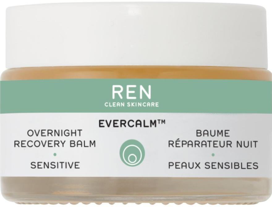 Regenerirender Nachtbalsam für empfindliche Haut - Ren Evercalm